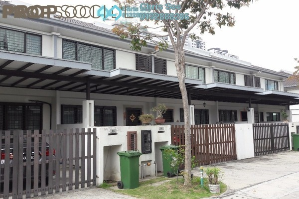 For Sale Terrace at Ken Rimba, Shah Alam Freehold Unfurnished 4R/3B 577k