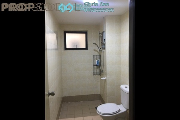 For Sale Condominium at Puri Aiyu, Shah Alam Freehold Fully Furnished 3R/2B 448k