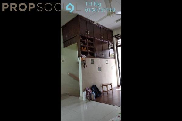 For Sale Townhouse at Desaria, Sungai Ara Freehold Semi Furnished 3R/2B 650k