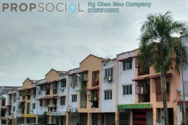 For Sale Apartment at Taman Orkid, Batu 9 Cheras Freehold Semi Furnished 3R/0B 210k