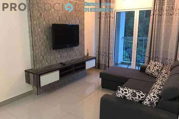 For Sale Condominium at Metropolitan Square, Damansara Perdana Freehold Fully Furnished 3R/2B 750k