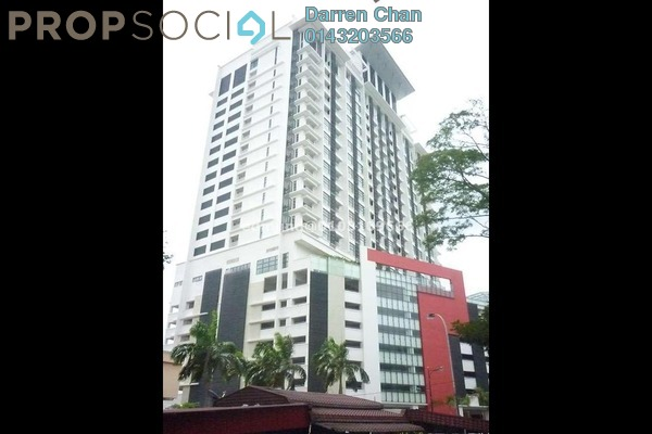 For Sale Condominium at Pertama Residency, Cheras Freehold Fully Furnished 1R/1B 410k
