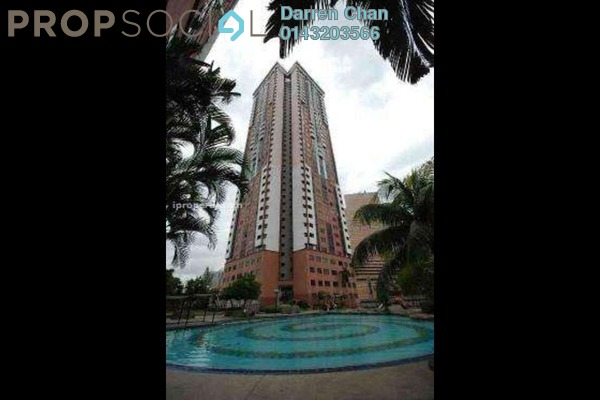 For Rent Condominium at Bistari, Putra Freehold Fully Furnished 3R/2B 2.2k