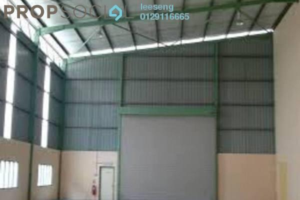 For Rent Factory at Taman Meru Indah, Meru Freehold Unfurnished 0R/6B 8.5k
