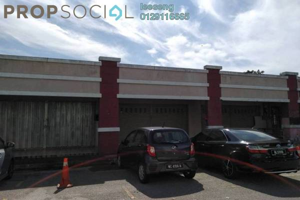 For Sale Shop at Bandar Bukit Tinggi 2, Klang Freehold Unfurnished 0R/2B 400k