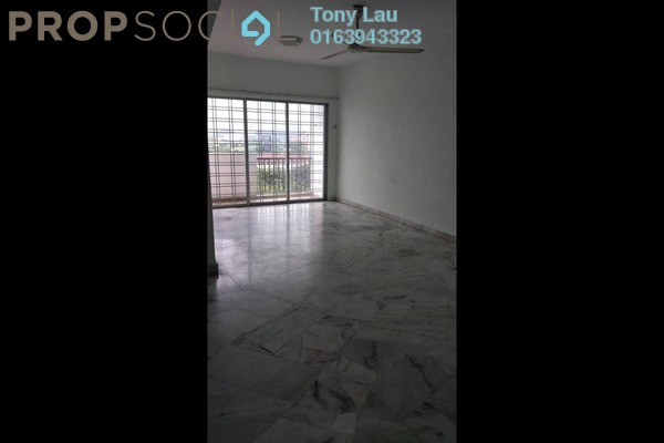For Rent Condominium at Miharja Condominium, Cheras Freehold Semi Furnished 3R/2B 1.5k