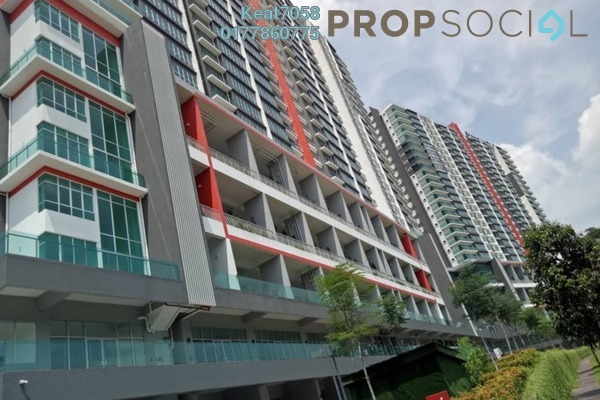 For Rent Serviced Residence at The Zizz, Damansara Damai Freehold Fully Furnished 3R/2B 1.5k