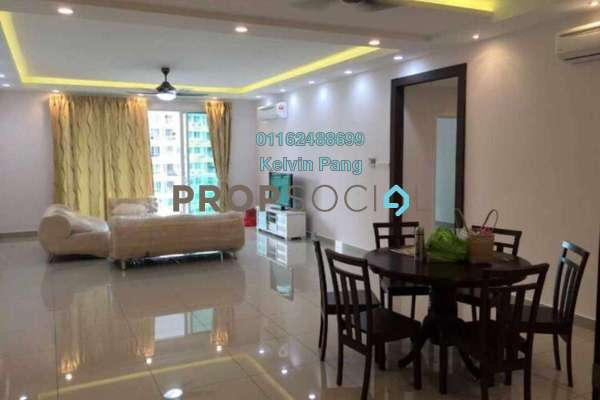 For Rent Condominium at Summerton Condominium, Bayan Indah Freehold Fully Furnished 3R/3B 3k