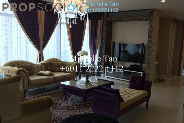 For Sale Condominium at The Troika, KLCC Freehold Fully Furnished 4R/6B 3.93m