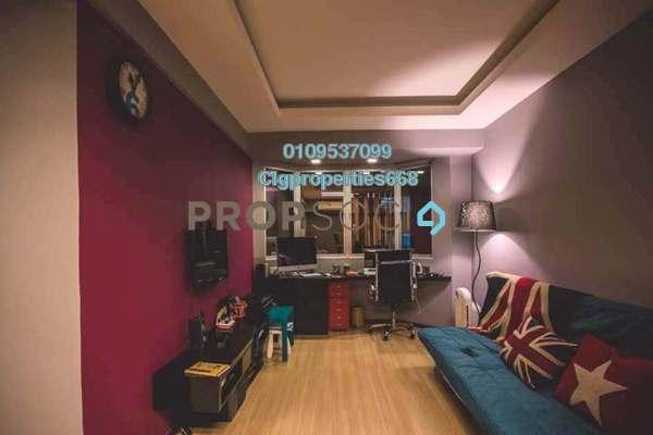 For Sale Serviced Residence at Rhythm Avenue, UEP Subang Jaya Freehold Fully Furnished 2R/1B 290k