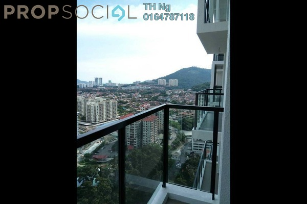 For Sale Condominium at Skycube Residence, Sungai Ara Freehold Unfurnished 3R/2B 628k