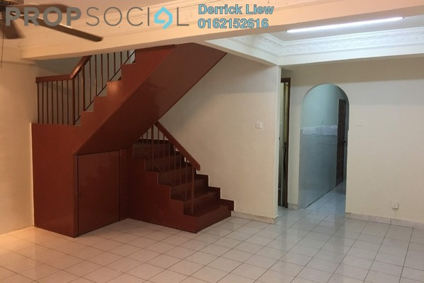 For Sale Link at Taman Sri Bahagia, Cheras South Freehold Unfurnished 4R/3B 588k