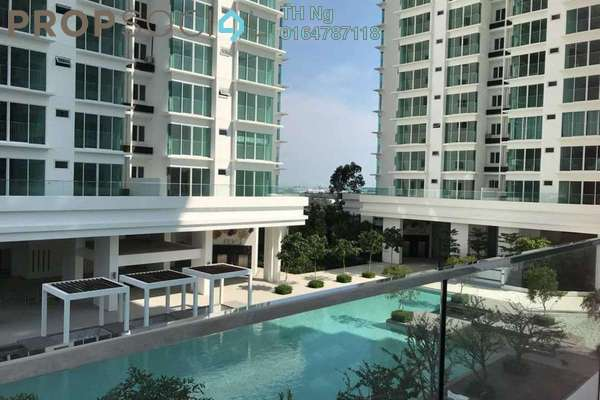 For Sale Condominium at The Clovers, Sungai Ara Freehold Unfurnished 4R/3B 1.38m