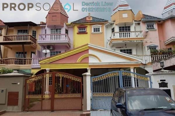 For Sale Link at Taman Putri Jaya, Cheras South Freehold Unfurnished 7R/5B 620k