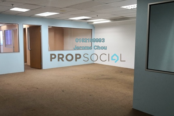 For Rent Office at Plaza Sentral, KL Sentral Freehold Semi Furnished 1R/1B 9.2千