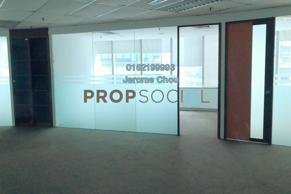 For Rent Office at Plaza Sentral, KL Sentral Freehold Semi Furnished 1R/1B 4.79k