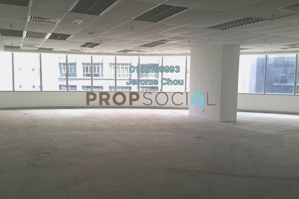 For Rent Office at Plaza Sentral, KL Sentral Freehold Unfurnished 1R/1B 8.9千