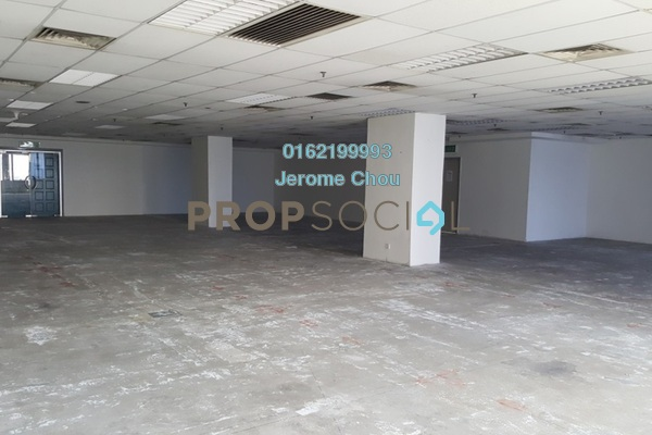 For Rent Office at Plaza Sentral, KL Sentral Freehold Unfurnished 1R/1B 13k