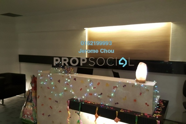 For Rent Office at Plaza Sentral, KL Sentral Freehold Semi Furnished 1R/1B 13.0千