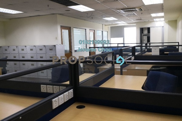 For Rent Office at Plaza Sentral, KL Sentral Freehold Fully Furnished 1R/1B 10.1k