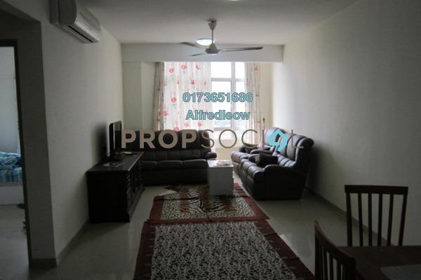 For Rent Condominium at Putra Majestik, Sentul Freehold Unfurnished 3R/2B 1.4k