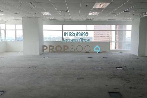 For Rent Office at Q Sentral, KL Sentral Freehold Unfurnished 1R/1B 9.0千