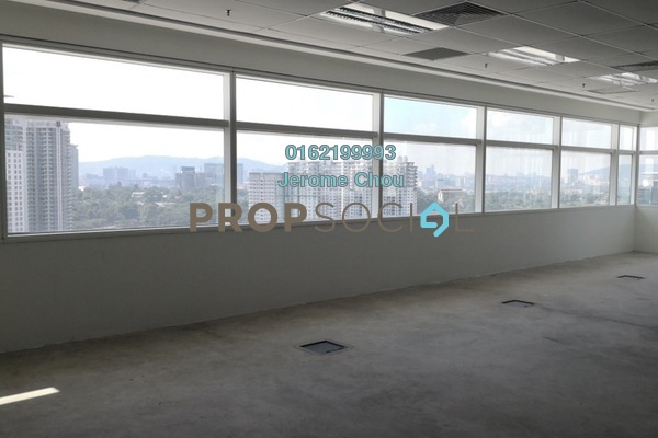 For Rent Office at Q Sentral, KL Sentral Freehold Unfurnished 1R/1B 8.0千