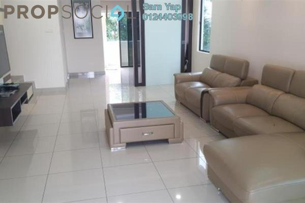 For Sale Townhouse at Odora Parkhomes, 16 Sierra Freehold Semi Furnished 3R/4B 1.05m