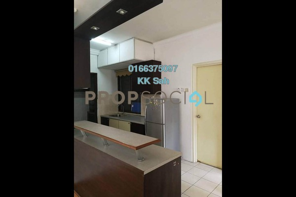 For Rent Condominium at Vista Pinggiran, Bandar Putra Permai Freehold Semi Furnished 3R/2B 1k