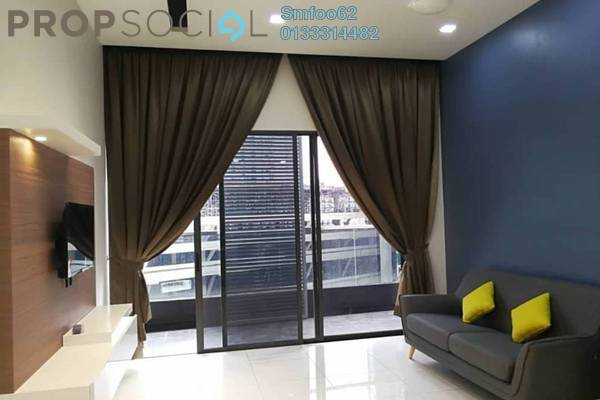 For Sale Condominium at Silk Sky, Balakong Freehold Fully Furnished 3R/2B 540k