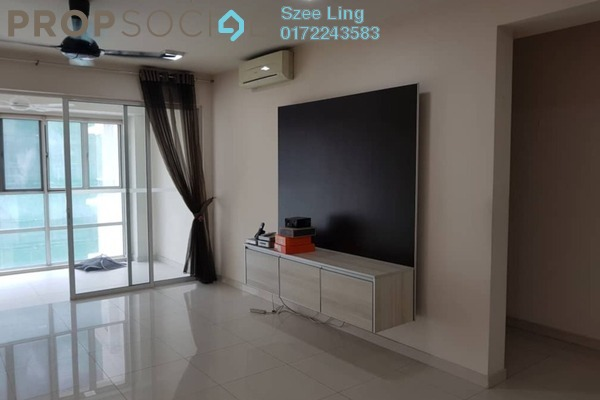 For Rent Condominium at Mont Kiara Meridin, Mont Kiara Freehold Semi Furnished 3R/2B 4k