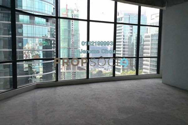 For Sale Office at The Vertical, Bangsar South Freehold Unfurnished 1R/1B 1.62m
