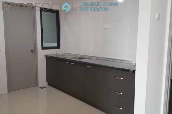 For Rent Condominium at Silk Sky, Balakong Freehold Semi Furnished 3R/2B 1.2k