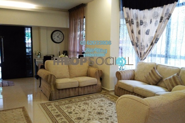 For Sale Terrace at Section 5, Kota Damansara Freehold Semi Furnished 4R/4B 1.75m