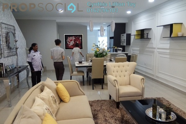For Sale Superlink at Rimbun Vista, Seremban 2 Freehold Unfurnished 4R/4B 643k