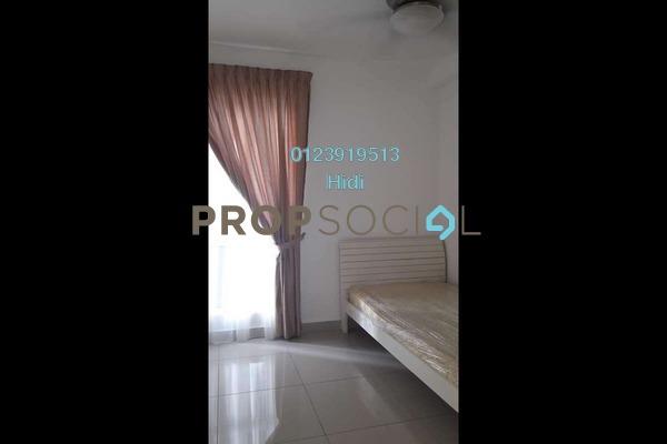 For Rent Serviced Residence at De Centrum Residences, Kajang Freehold Semi Furnished 2R/2B 1.7k