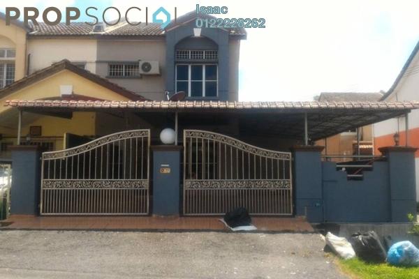 For Sale Terrace at Section 6, Bandar Mahkota Cheras Freehold Semi Furnished 6R/5B 650k