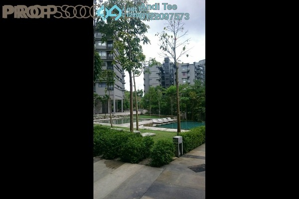 For Sale Condominium at Mirage By The Lake, Cyberjaya Freehold Semi Furnished 3R/3B 1.2m