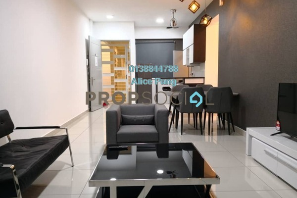 For Rent Condominium at Tropicana Bay Residences, Bayan Indah Freehold Fully Furnished 3R/2B 2.75k