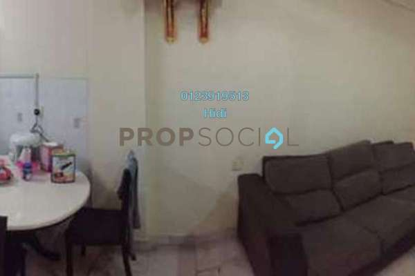 For Sale Apartment at Sri Sunway, Bandar Kinrara Freehold Fully Furnished 3R/3B 305k