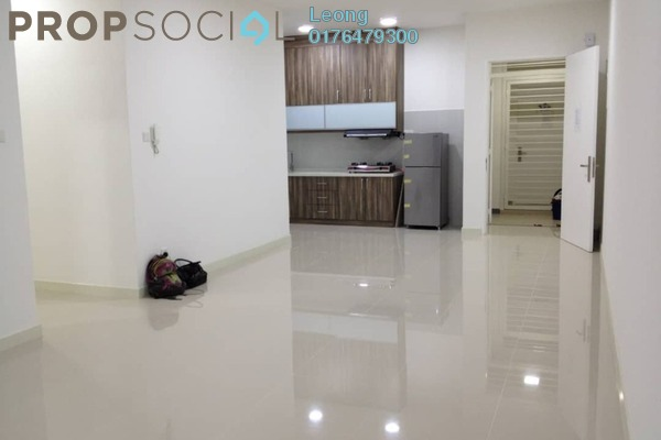 For Sale Condominium at Scenaria, Segambut Freehold Semi Furnished 3R/3B 700k