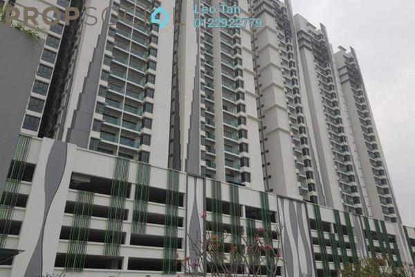 For Rent Condominium at Riverville Residences, Old Klang Road Freehold Semi Furnished 2R/3B 1.65k