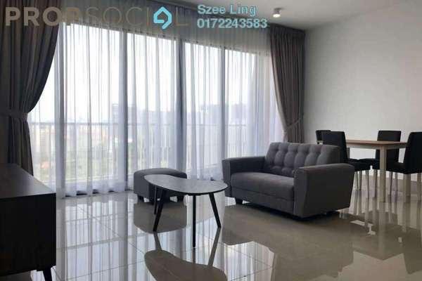 For Rent Condominium at Denai Sutera, Bukit Jalil Freehold Fully Furnished 3R/2B 2.4k