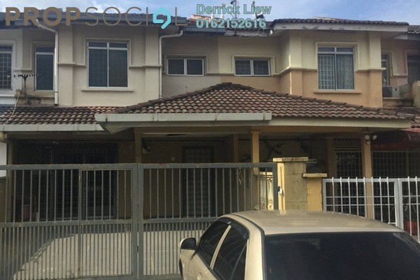 For Sale Link at Bandar Damai Perdana, Cheras South Freehold Unfurnished 4R/3B 628k