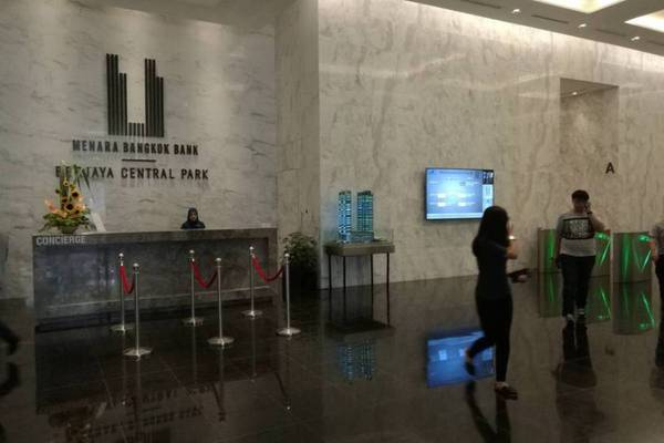 For Rent Office at Menara Bangkok Bank, KLCC Freehold Unfurnished 0R/0B 5k