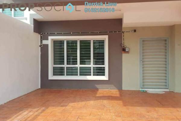 For Sale Link at Taman Pelangi Semenyih 2, Semenyih Freehold Unfurnished 4R/3B 470k