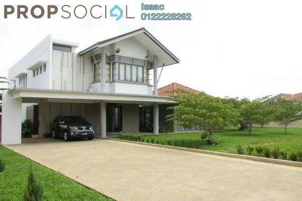 For Sale Bungalow at Banyan Close, Bandar Bukit Mahkota Freehold Fully Furnished 5R/5B 3.3m