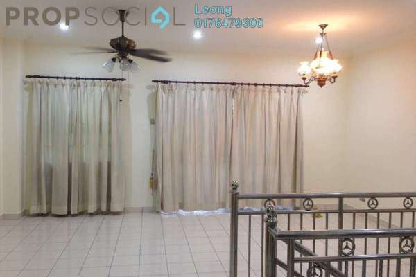 For Rent Terrace at Taman Megah, Kepong Freehold Semi Furnished 5R/4B 2.5k