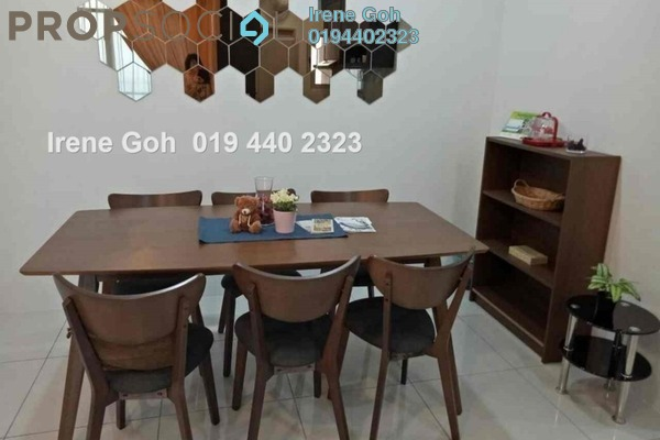 For Rent Condominium at City Residence, Tanjung Tokong Freehold Fully Furnished 3R/3B 4k