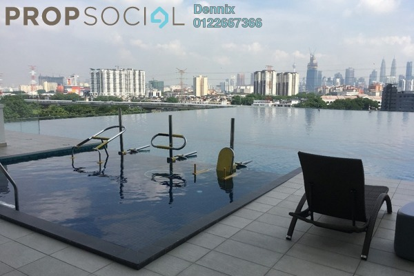 For Sale Condominium at Shamelin Star Serviced Residences, Cheras Freehold Semi Furnished 3R/2B 618k